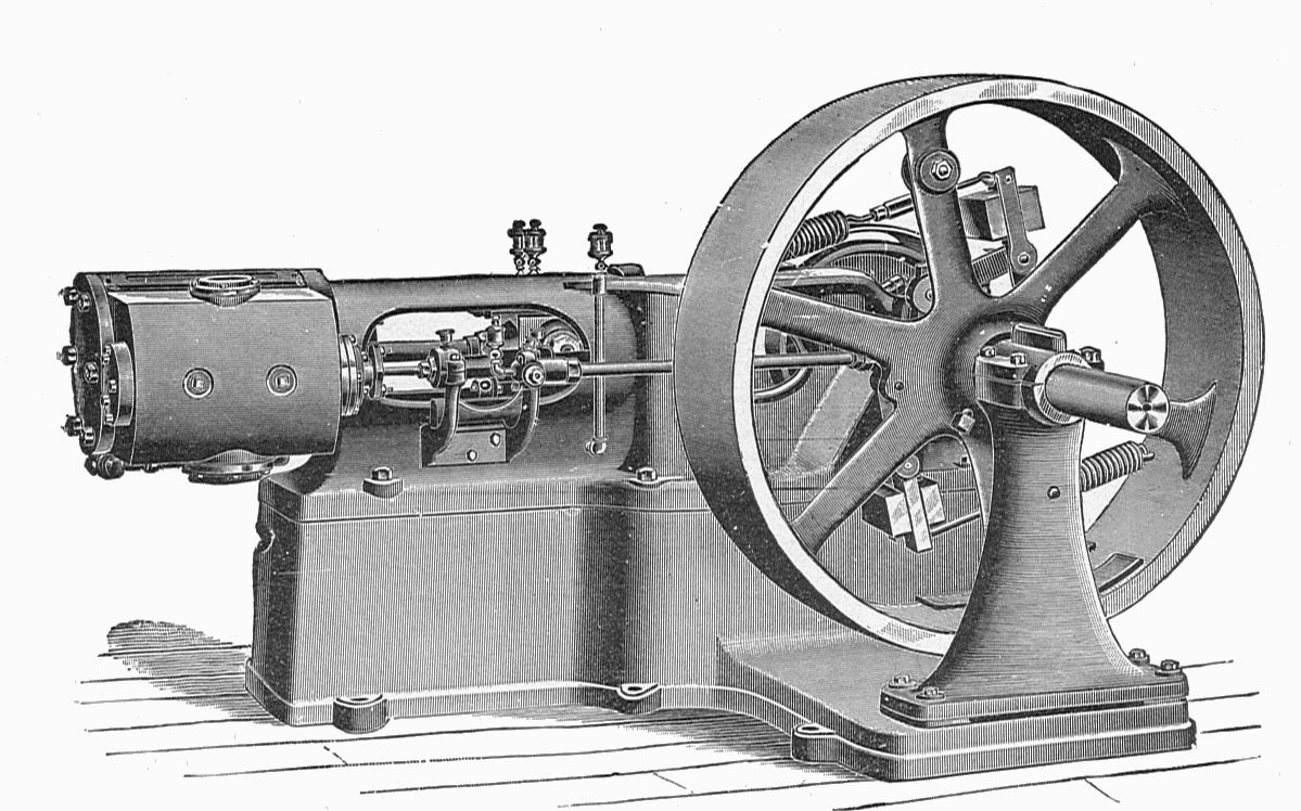 Why Wasn't the Steam Engine Used From the Ancient Period
