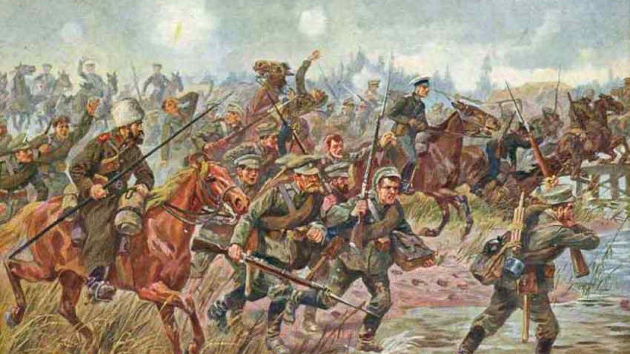 battle of tannenberg ww2