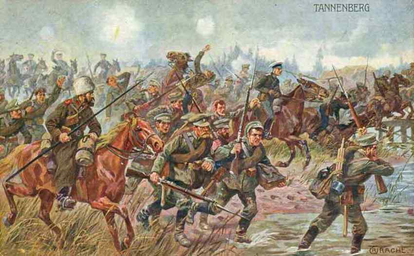 Battle-of-Tannenberg-1914-The-Almost-Com