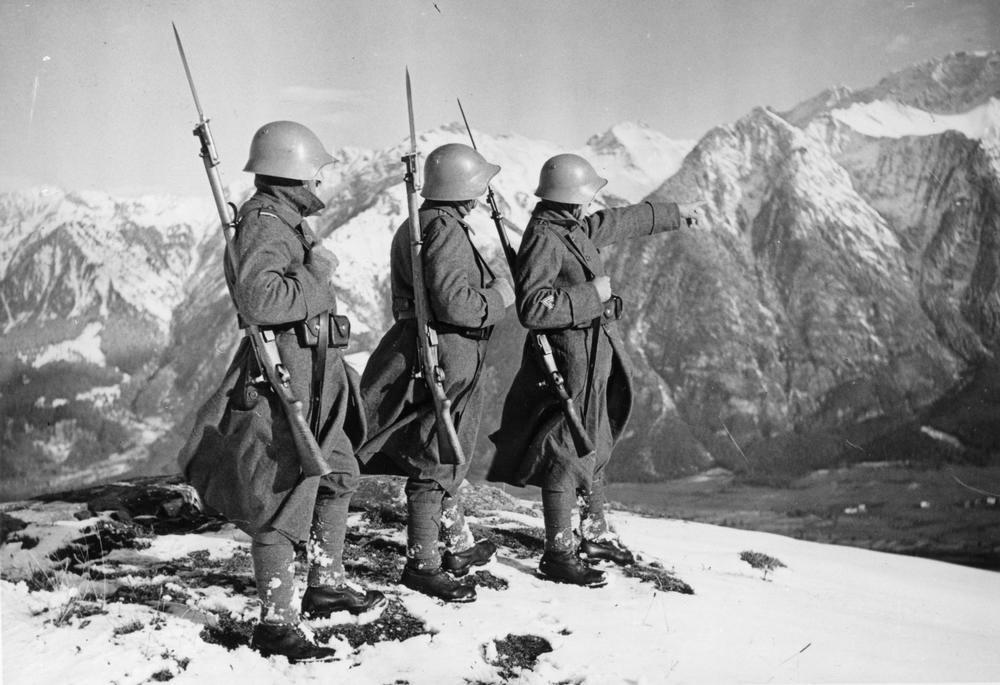 Switzerland-during-the-World-Wars-1914-1